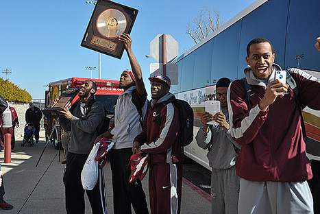 Colonels bound for big dance | News on News | Scoop.it