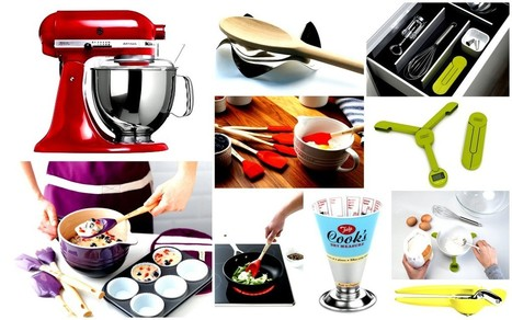 The Top 10 Kitchen Accessories and Gadgets That You Should Have and Use | Homesthetics | Scoop.it