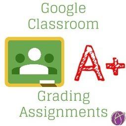 Google Classroom: Let's Make the Grade   Teacher Tech   Going Digital   Scoop.it