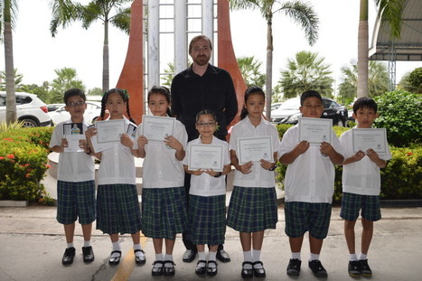 Writing Contest Thailand 2015 - Winners | Sataban | Ajarn Donald's Educational News | Scoop.it
