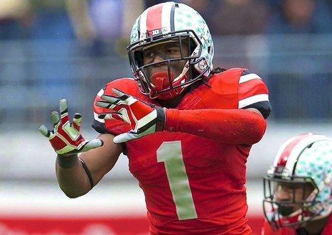 Ohio State Football: Cornerback Bradley Roby to Forgo Senior Season - Bleacher Report | Buckeye News | Scoop.it