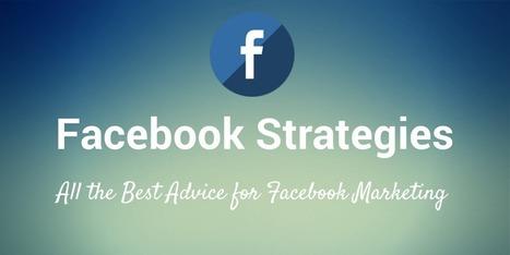 Trucos para marketing en Facebook: los mejores consejos, probados y que funcionan | Social Media | Scoop.it