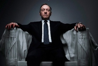 4 Sales Strategy Lessons from Frank Underwood | Linkedin | Scoop.it
