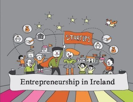 Report on Irish Entrepreneurship: Misguided over-focus on tech sector - FinFacts Ireland | Doing business in Ireland | Scoop.it