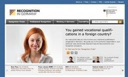 Ya es más fácil la homologación de títulos para trabajar en Alemania | Talento Global | Scoop.it