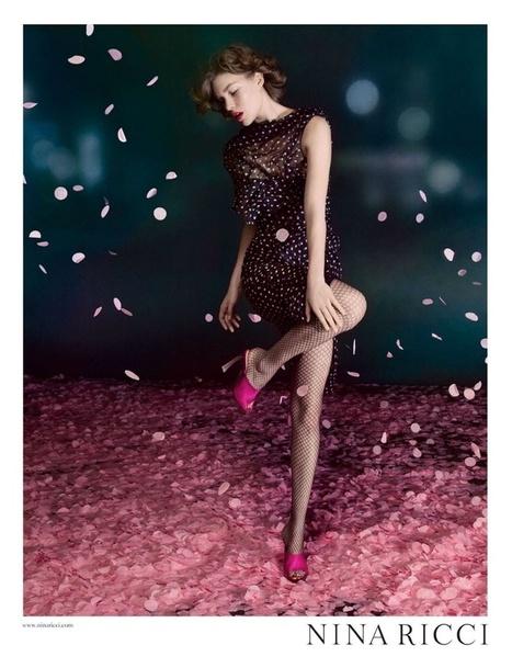 Arizona Muse ile Nina Ricci İlkbahar/Yaz 2013   Fashion Films   Scoop.it