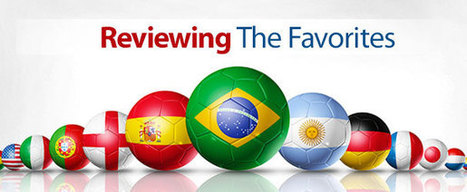 World Cup Betting - Reviewing the favorites! | Bet the World Cup | News Bet The World Cup | Scoop.it
