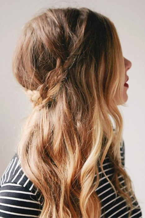 Easy Hairtyle Tutorials If We Dont Have Much Time » Celebrity Fashion, Outfit Trends And Beauty News | Fashion Style And Beauty Tips | Scoop.it