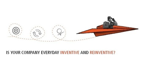 "Everyday Inventive and Reinventive | The ""Back to Business Basics"" Mindset Transforming Companies 