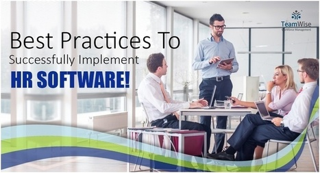 Want To Effectively Implement Your New HR Solut... - TeamWise_HRMS - Quora | Humman Resouce Management System - TeamWise | Scoop.it