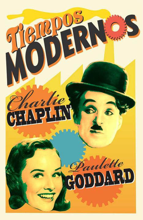 Modern Times (Tiempos Modernos, 1936) Charlie Chaplin - Mi Butaca Vip.com | CINE MUT | Scoop.it