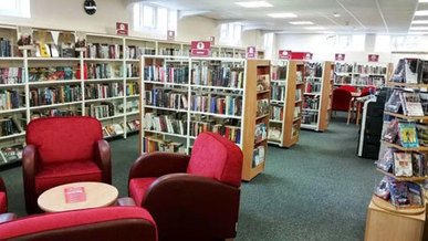 Designing Libraries - Wakefield's dementia-friendly library | innovative libraries | Scoop.it