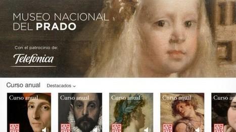 Clic France / iTunes, Mooc ... le Prado développe ses activités éducatives numériques à portée mondiale | Clic France | Scoop.it
