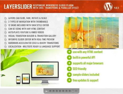 10 Top Free and Premium Wordpress Slider Plugins | Graphisme-Design | Scoop.it
