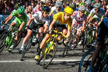 What We Can Learn About Workplace Leadership From the Tour de France | Coaching Leaders | Scoop.it