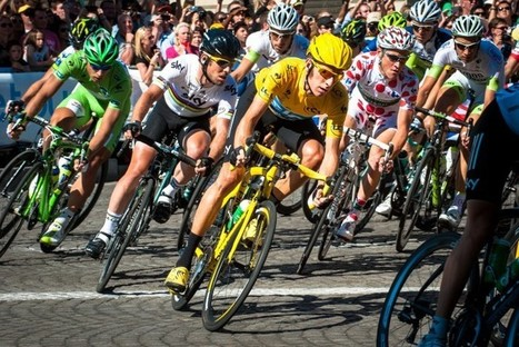 What We Can Learn About Workplace Leadership From the Tour de France | Le Zinc de Co | Scoop.it