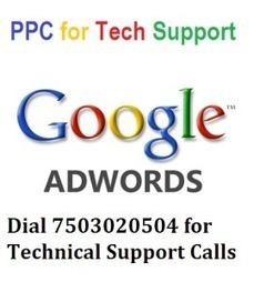 PPC For Tech Support 7503020504 India | PPC for Tech Support 7503020504 | Scoop.it