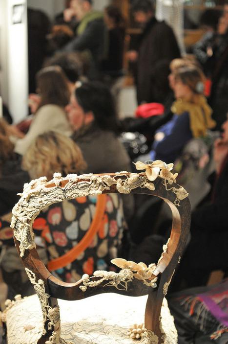 Conférence d'Yves Sabourin à la galerie | Du fait main & some handmade | Scoop.it