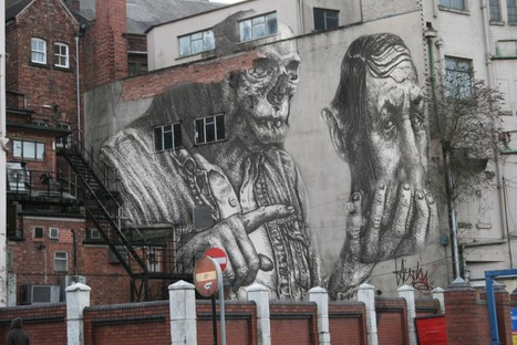 Husky Brown | Painter | Street-Artist | les Artistes du Web | Scoop.it