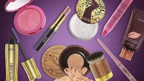 Tarte Cosmetics criticised after acquisition by animal testing Kosé | Cosmetics: When East meets West | Scoop.it