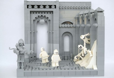 Nine Circles of Lego Hell | Dante's Inferno | Scoop.it