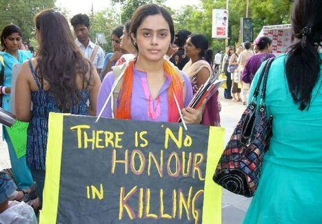 No honor killing | Burned Alive Palestine | Scoop.it