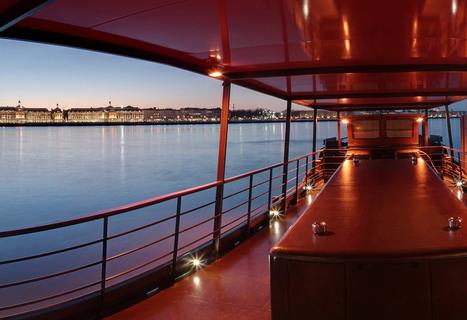 Escale fluviale à Bordeaux | Bordeaux, la vie du fleuve | Scoop.it
