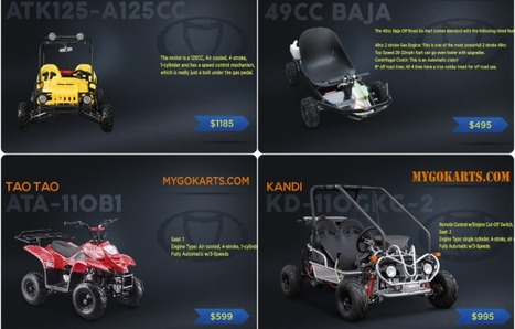 Top 5 reasons to choose an electric go kart | Cleaning Services in Chisinau - www.servicemagic.md | Scoop.it