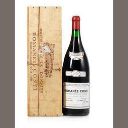 Bonhams 1793 : Romanée-Conti 1983 (1 double magnum) | Luxury Life Styles | Scoop.it