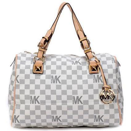 Michael Kors Grayson Logo Large Vanilla Satchels Outlet [3342] - $64.99 : Wholesale Michael Kors Handbags, Cheap MK Bags UK Online, www.wholesalemkmall.com | Nike Shoes | Scoop.it