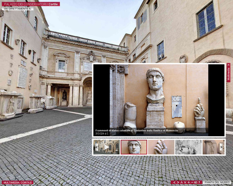 il nostro storytelling digitale - Blog Musei in Comune Roma | Storytelling aziendale | Scoop.it
