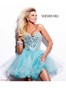 Sherri Hill 1403 Homecoming Dress | Party Dresses | Scoop.it