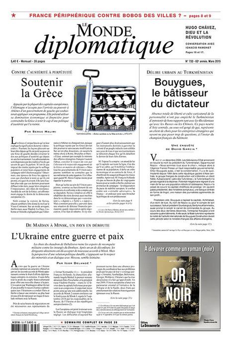 Castoriadis et l'autonomie, par Baptiste Eychart (Le Monde diplomatique, mars 2015) | Aux carrefours du Castor | Scoop.it