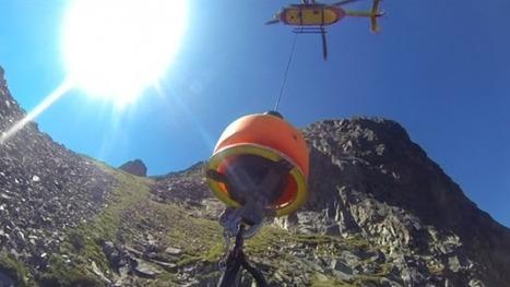 Dragon 64 : le bon Samaritain des randonneurs en montagne - France 3 Aquitaine | BABinfo Pays Basque | Scoop.it