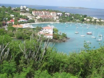 Beautiful Saint John island in United States | room hotel travel | Scoop.it