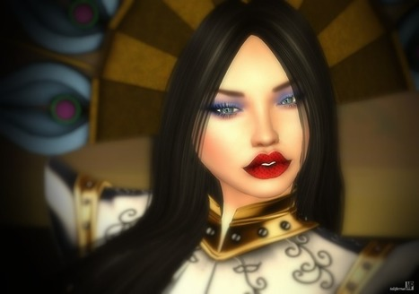 @Melroo's Place: Second Life. Fantasy. Role-play. Fashion.: Warrior Princess? All the sweeter.... | @Melroo's Place | Scoop.it