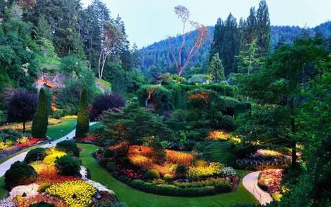 Butchart Gardens, British Columbia   Interesting Photos   Scoop.it
