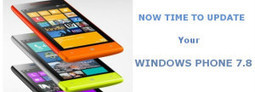 Microsoft confirms end of Windows phone version 7.8, 8 in Sept.2014 | Gadget trick | Scoop.it