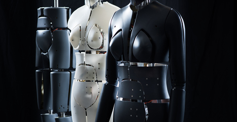 i.Dummy: The robot mannequin changes the face of garment industry | Texas A&M Costume and Dress | Scoop.it