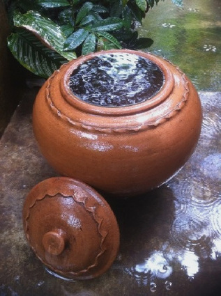How To Make Outdoor Water Feature Pots For Your Garden | Gardening is more than Digging the Dirt | Scoop.it