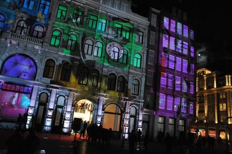 Projection mapping 3D | Mad Cornish Projectionist News | Scoop.it