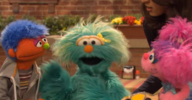 Watch Sesame Street Teach Kids About Incarceration - COLORLINES | One child at a time | Scoop.it