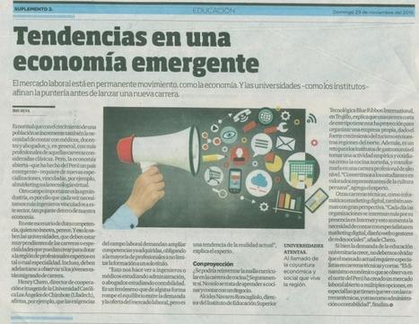Tendencias en una economía emergente | RedDOLAC | Scoop.it