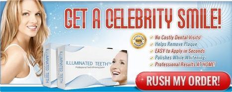 Illuminated Teeth - No Tooth sensitive after filling | Illuminated Teeth | Scoop.it