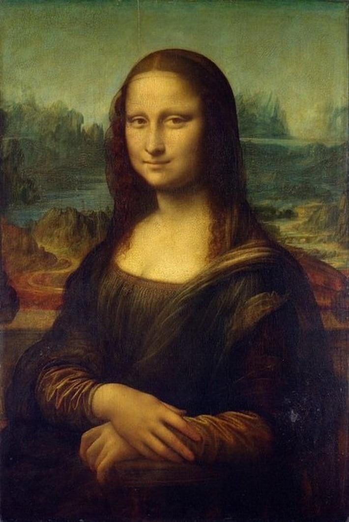 Italian Historian Theorizes That Mona Lisa Is Chinese | For Art's Sake-1 | Scoop.it