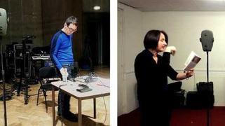 (Radio) Anne-James Chaton + Laurence Vielle & Théo Girard   Poezibao   Scoop.it