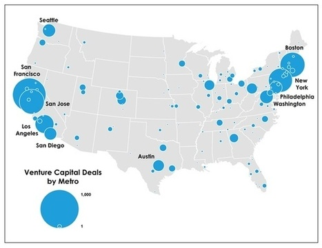 America's Leading Metros for Venture Capital | Cities and Urban Land Use | Scoop.it