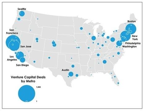 America's Leading Metros for Venture Capital | Mrs. Watson's Class | Scoop.it
