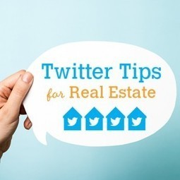 Twitter Tips for Real Estate Agents   Point2 Agent Real Estate Marketing Blog   Social Media   Scoop.it