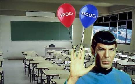 Os MOOCs já eram… o negócio agora são os SPOCs!... | MOOCs, mito ou realidade?  De que modo você faz parte  desse avanço? | Scoop.it